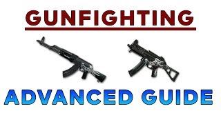 ADVANCED GUNFIGHTING GUIDE - PUBG GAMEPLAY TIPS AND TRICKS