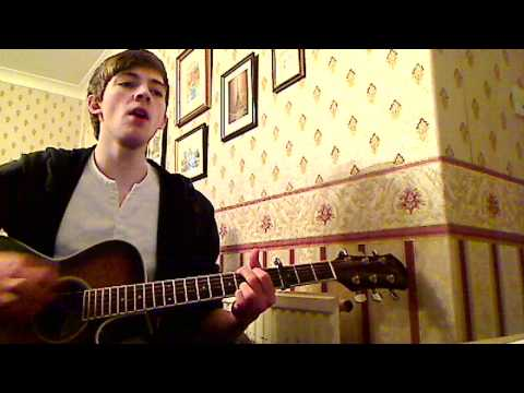 The Girl (cover)- Ross Woodhouse