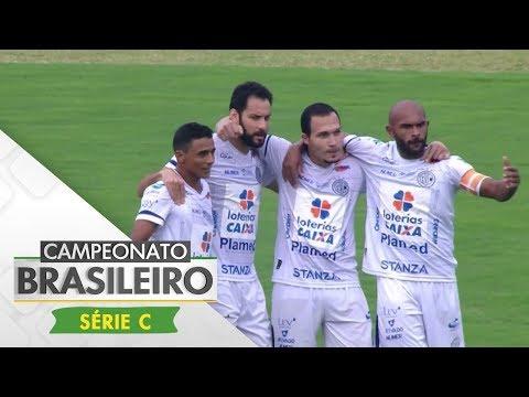 Melhores Momentos - Confiança 2 x 0 CSA - Série C (19/08/2017)