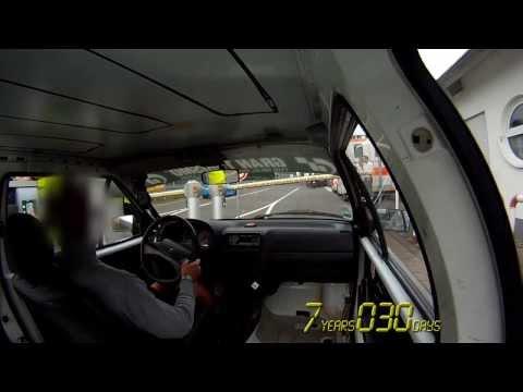 AX diesel Nurburgring record lap 9:55 BTG