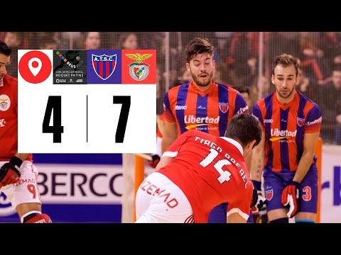 Resum del Andes Talleres 4-7 SL Benfica