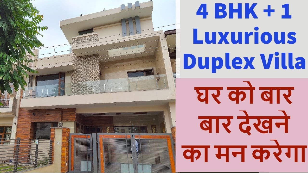 200 yard brand new 4 bhk double story luxurious house with stylish interior