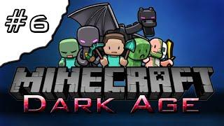 Minecraft Dark Age #6 - Зайчарник