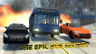 BEAMNG.DRIVE MOVIE - THE SECRET OF EPIC BUS /S01 EP.01/