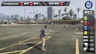 GTA 5 Gameplay CHEATS   CARS, SLOW MO, PARACHUTE & MORE! Grand Theft Auto V Cheat Codes)