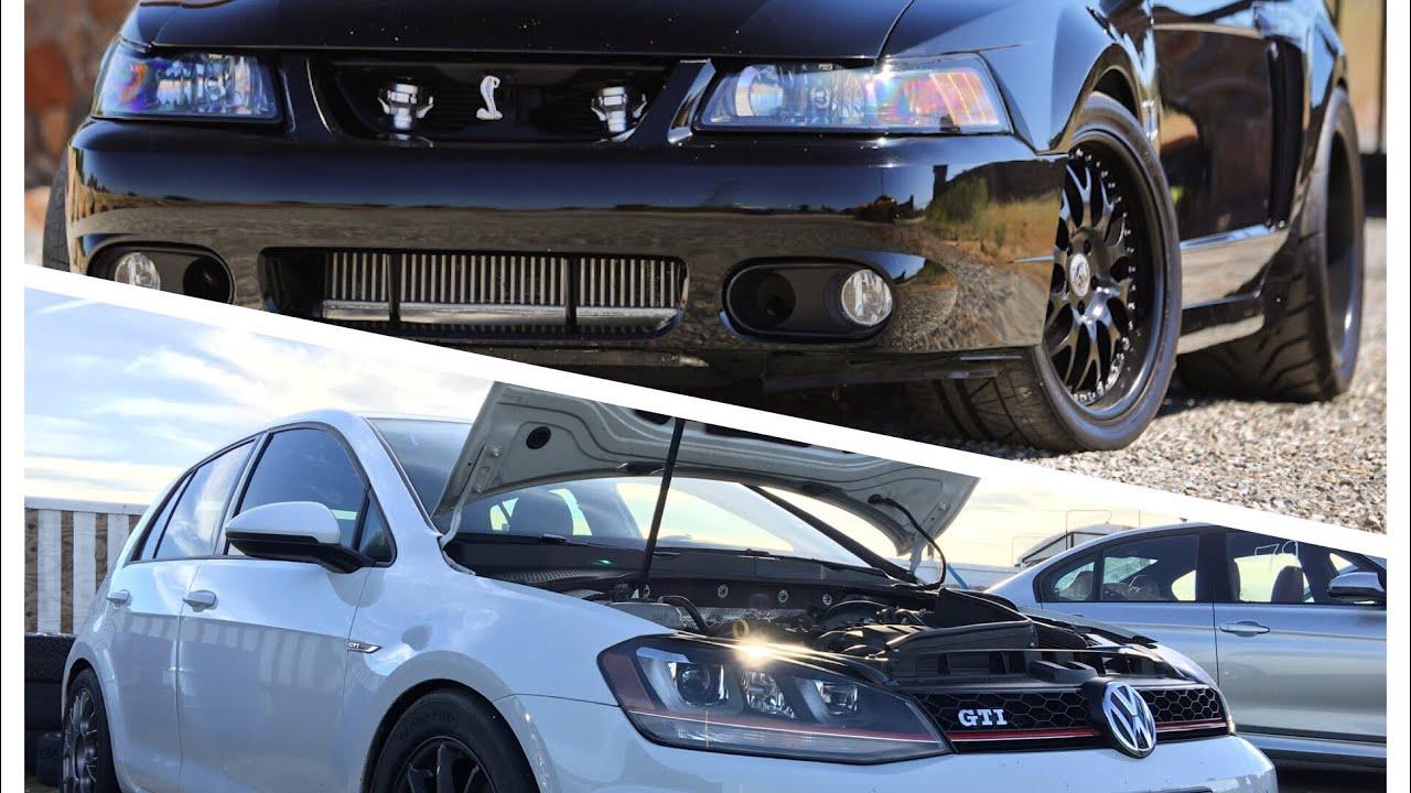 Volkswagen GTI IS38 Turbo vs Cobra Terminator