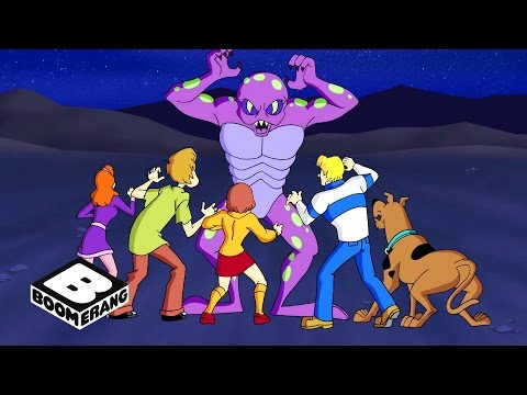 What's New, Scooby-Doo? | Extraterrestrial | Boomerang