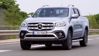 Mercedes-Benz X350d 4MATIC | Diamond Silver Metallic | Driving Event Slovenia 2018 thumbnail