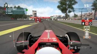Formula 1 2013 : Corrida Itália #26