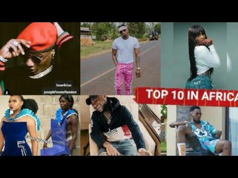 WASANII TOP 10 BEST IN INSTAGRAM AFRICA/WASANII WENYE FOLLOWERS WENGI INSTAGRAM AFRIKA NZIMA HAWA AP