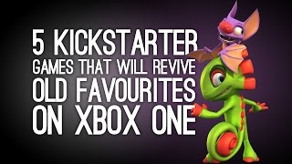 5 Kickstarter Games That Will Revive Old Favourites on Xbox One (and 1 That Might)