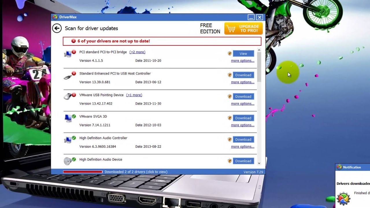 Drivermax Pro 7 45 Crack Plus Serial key Download