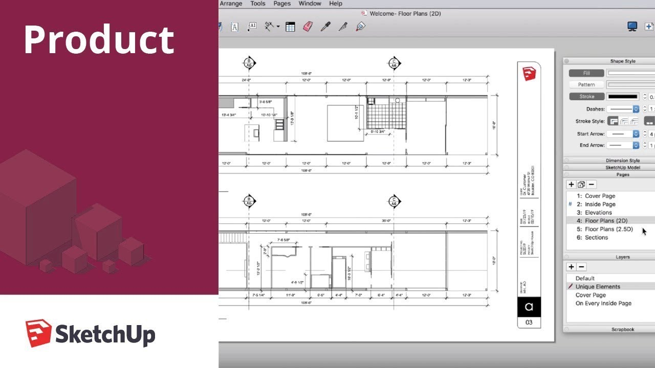 Trimble SketchUp Studio 2019 Student & V-Ray NEXT Workstation Student  Bundle [Annual]