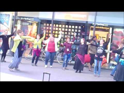 ATS Flashmob Worldwide 2016 Essen/ Germany