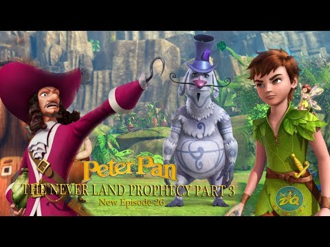 Peterpan Season 2 Episode 23 The Neverland Prophecy Part 3| Cartoon For Kids |  Video | Online