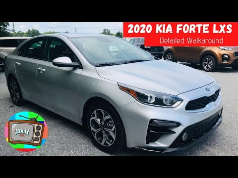 2020 Kia Forte LXS Walkaround Review