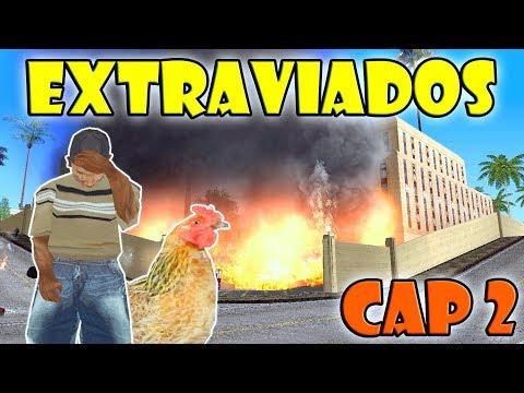 """GTA San Andreas Loquendo - Apocalipsis - Cap 2: """"Extraviados"""""""