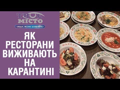 Медіа-хаб ТВОЄ МІСТО: Як львівські ресторани виживають під час карантину