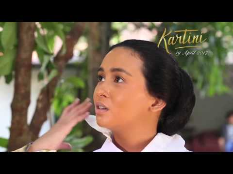 Behind The Scenes Film KARTINI (2017) - Kata Ayushita tentan