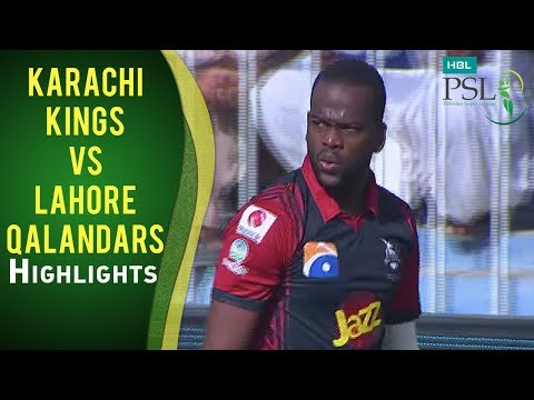 Match 12: Karachi Kings vs Lahore Qalandars - Highlights thumbnail