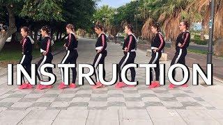 INSTRUCTION- JAX JONES FT. DEMI LOVATO// DANCE VIDEO (COREOGRAFIA)