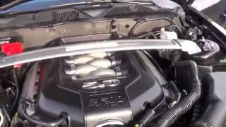 2012 Ford Mustang GT $ 22500 обзор тест драйв Авто из США Экспорт