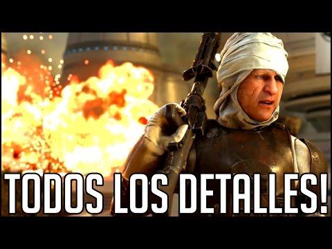 BESPIN! TODOS LOS DETALLES + REACCIÓN! - Star Wars Battlefront