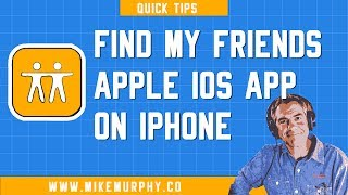 iOS Quick Tip: Find My Friends on iPhone & iPad