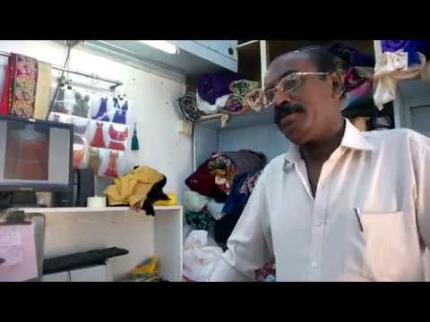 This Muttrah tailor has worked in Oman for 37 years