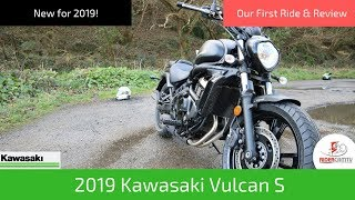 2019 Kawasaki Vulcan S | Our First Ride & Review