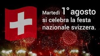 Festa nazionale svizzera 2017