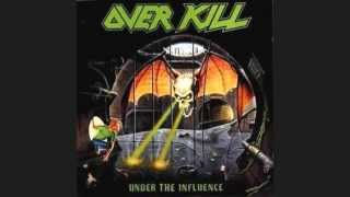Overkill- Under The Influence Full Album