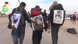 پیاده روی اربعین حسینی 2017