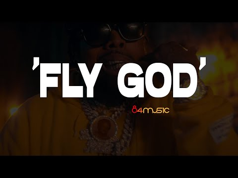 "Westside Gunn x Conway The Machine upnorth hip hop type beat 2021 ""FLY GOD"" | 84mus1c"