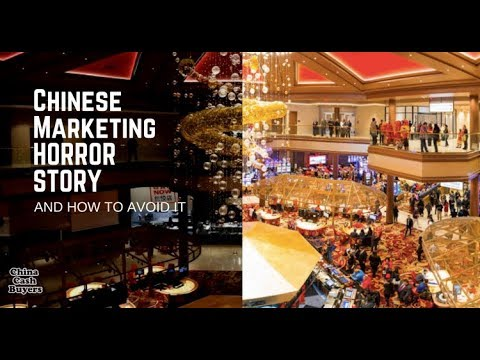 HORROR STORIES Marketing to Chinese Investors: How Not to Do It: Lucky Dragon Casino Las Vegas