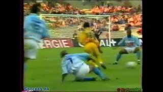 FC Nantes (1998/1999) : Nantes-Strasbourg, but de Salomon Olembe