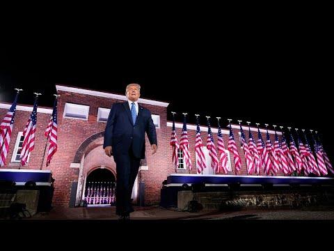 RNC Night 4: Trump's moment, Ivanka and Rudy Giuliani.