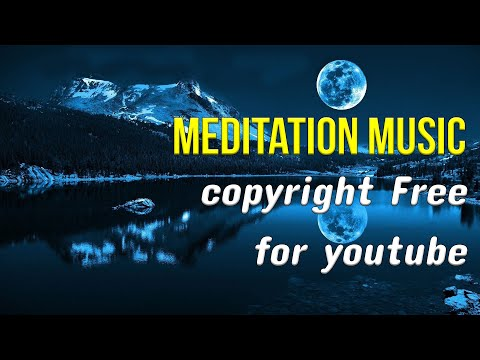 [Free Meditation Music for YouTube Videos] - (No copyright YouTube safe) (Soothing nature sounds)