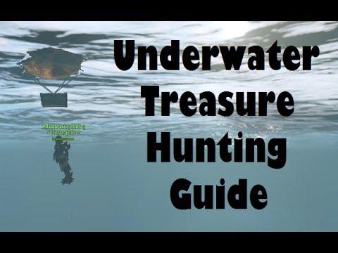 Archeage Guide - Underwater Treasure Hunting Guide