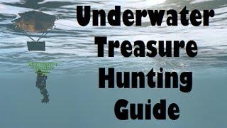 ArcheAge - Underwater Treasure Hunting Guide