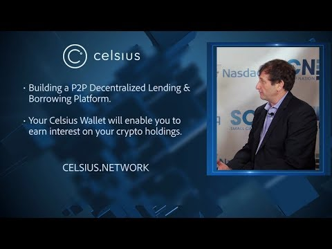 CELSIUS - The Credit Coin | Founder & CEO Alex Mashinsky | Fintech World's ICO Road Show