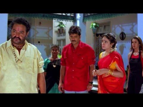 Harikrishna Emotional Scene    Sitaramaraju Movie    Harikrishna,Nagarjuna