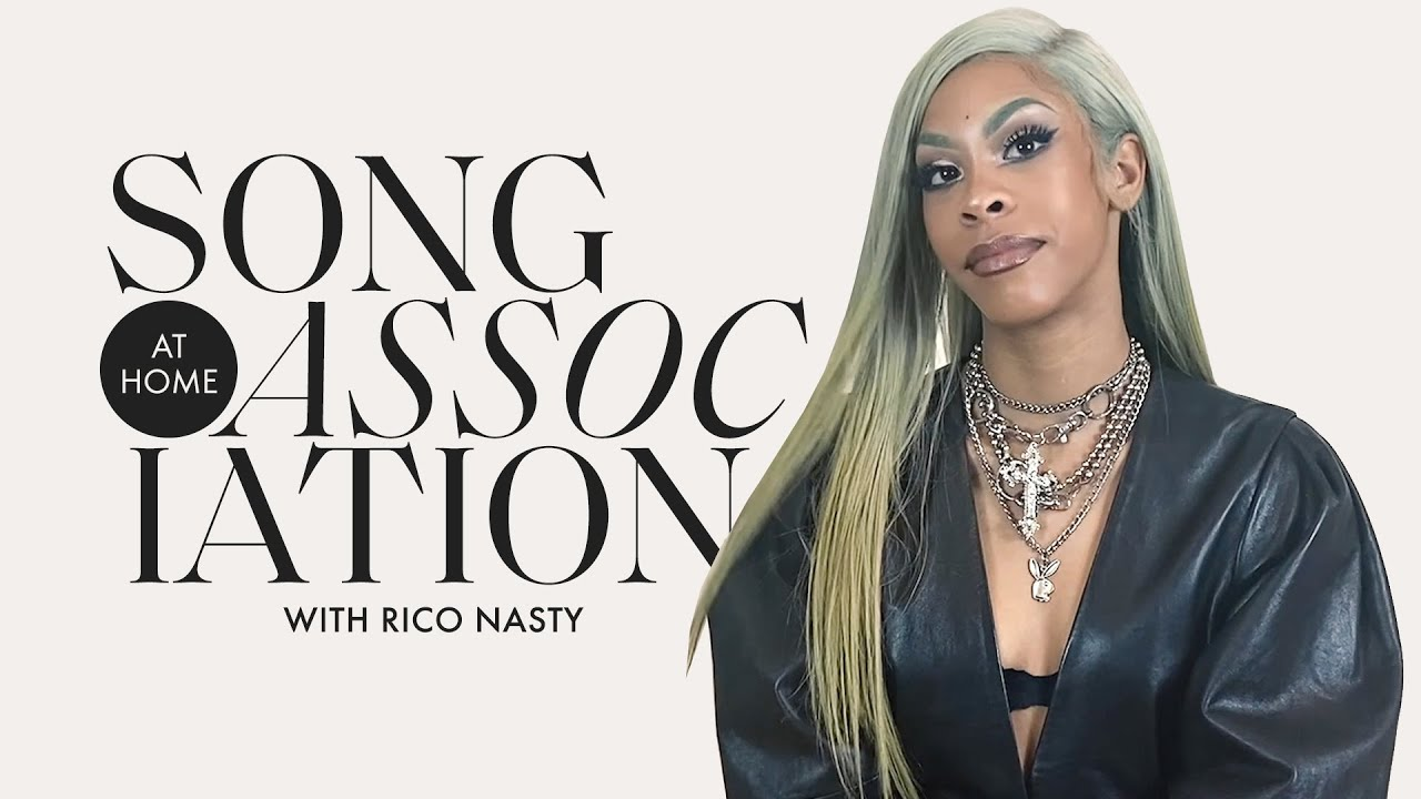 Rico Nasty Sings Gorillaz, Rihanna, and Beyoncé in a Game of Song Association