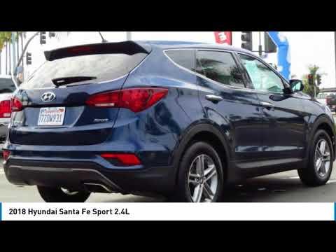 Huntington Beach Hyundai >> 2018 Hyundai Santa Fe Sport Huntington Beach Ca B1324