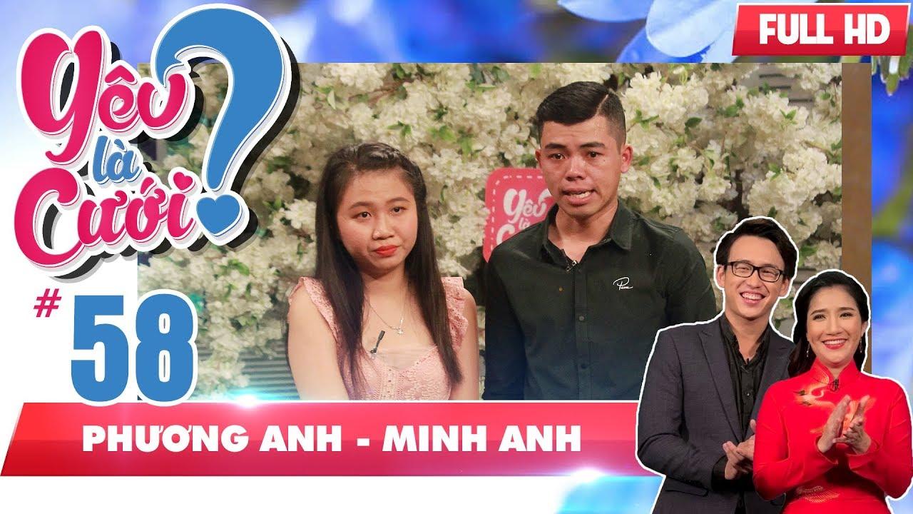 YÊU LÀ CƯỚI?|YLC #58 UNCUT| Anh chàng khóc trên truyền hình vì lỡ dọa chia tay bị ba bạn gái cấm cửa