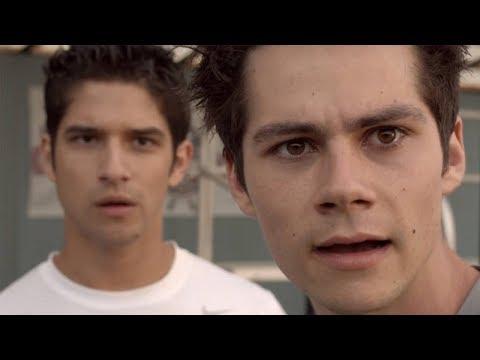 Teen Wolf Finale Sneak Peek Clip Shows Stiles & Scott Reunion