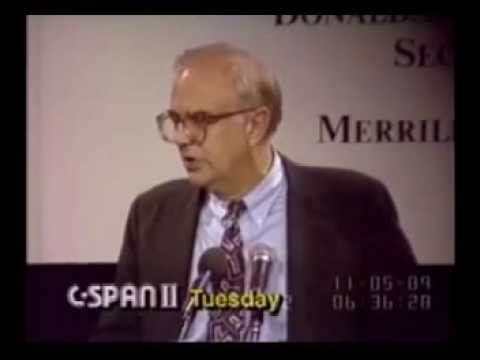 Are U.S. Stocks Overvalued or Cheap? American Stock Exchange Conference (1989)