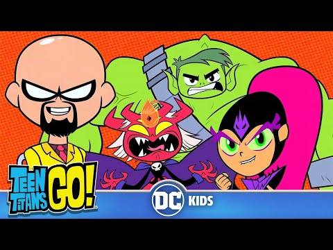 Teen Titans Go! | We're Bad Guys Now! | DC Kids