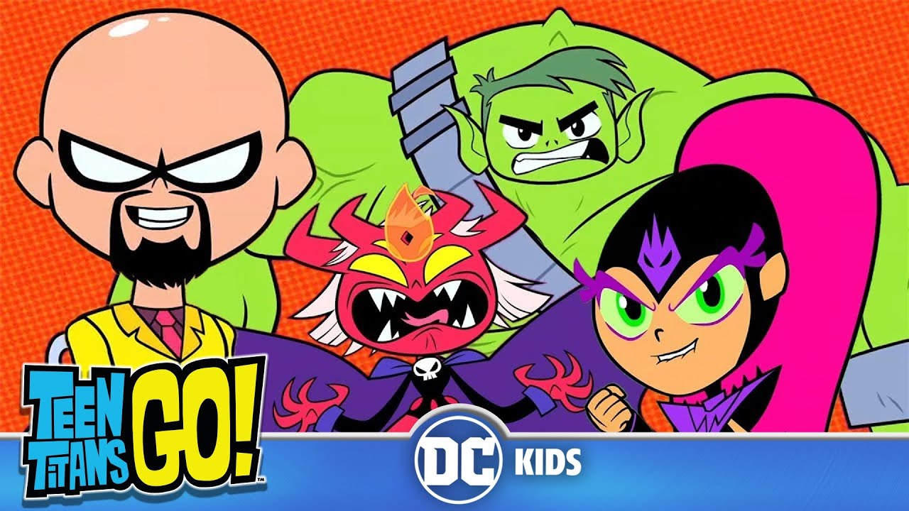 Download Teen Titans Go! | We're Bad Guys Now! | @DC Kids