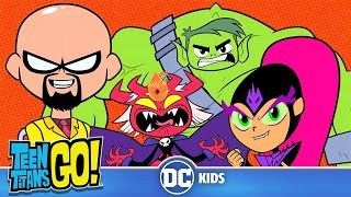Teen Titans Go! | We're Bad Guys Now! | DC Kids